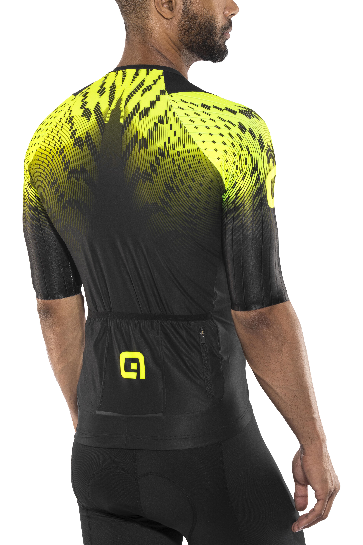 Alé Cycling R-EV1 Pro Race Bike Jersey Shortsleeve Men yellow black ... 97f188e74